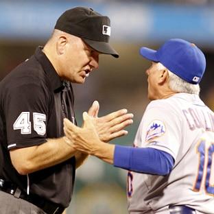 Bethel alum, MLB umpire Jeff Nelson