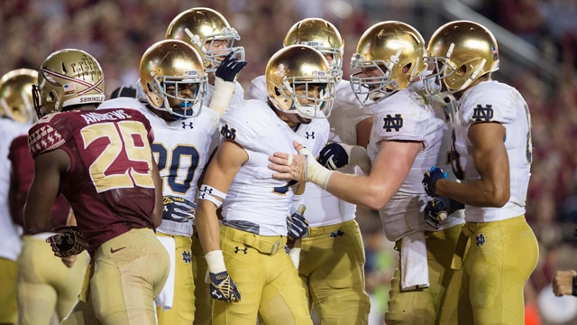 The Irish nearly pulled off the upset in Tallahassee. Did the loss end ND's chances at the playoff?