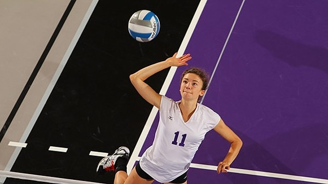 New York University's Allie Williams