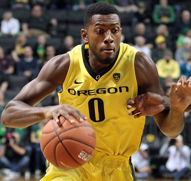 Oregon's Mike Moser