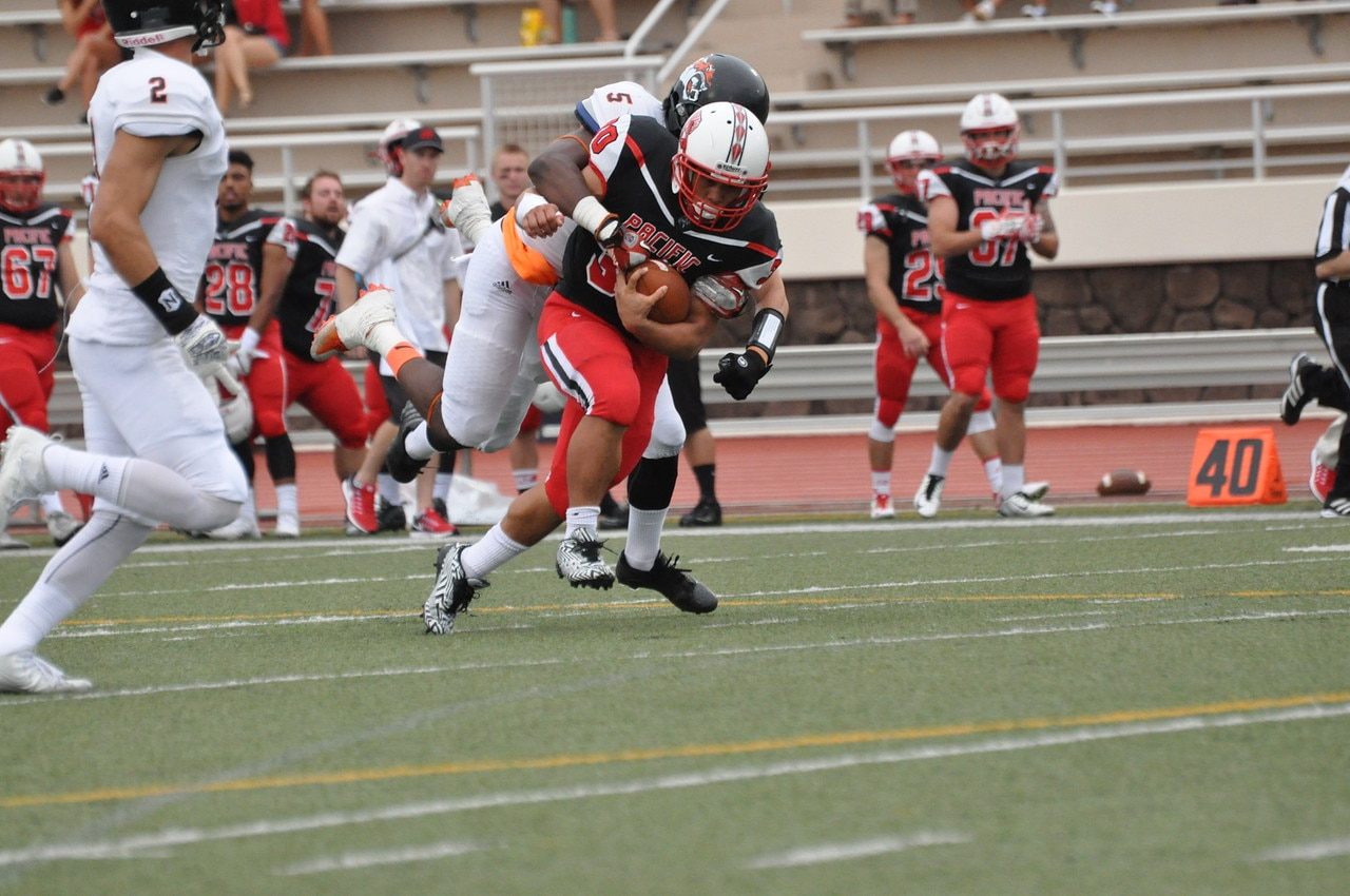 Pacific Beats Occidental In First Ever Diii Game In Hawaii Ncaa Com