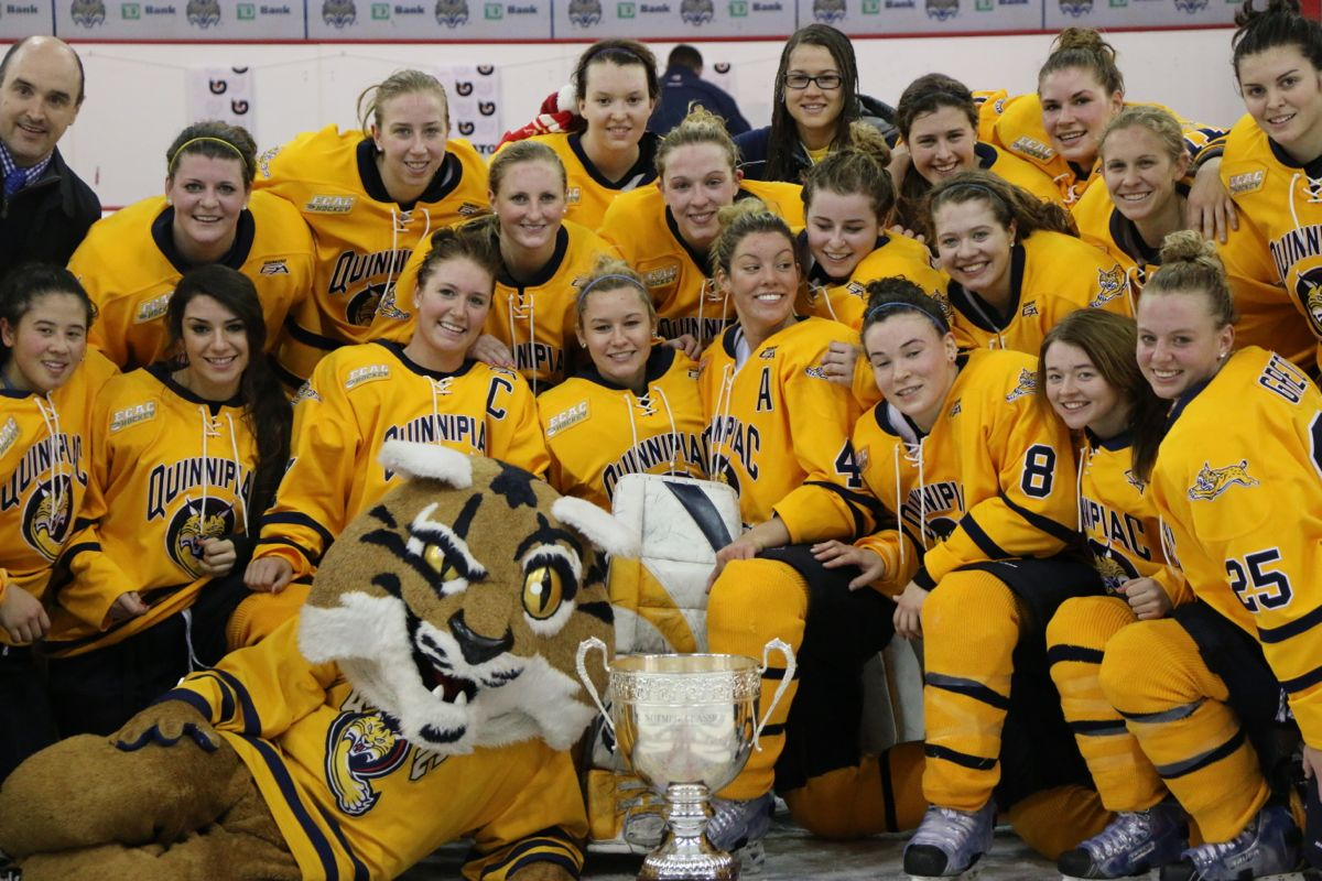 womens, hockey, nc, quinnipiac