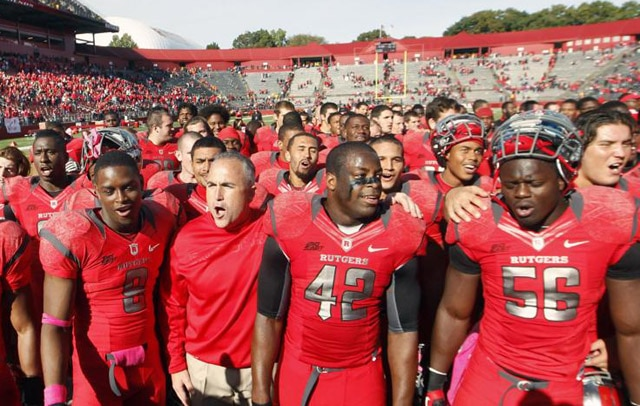 rutgers, football, Big Ten