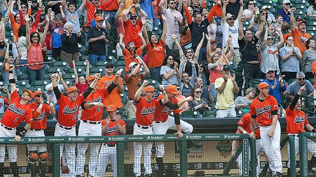 Sam houston State Baseball