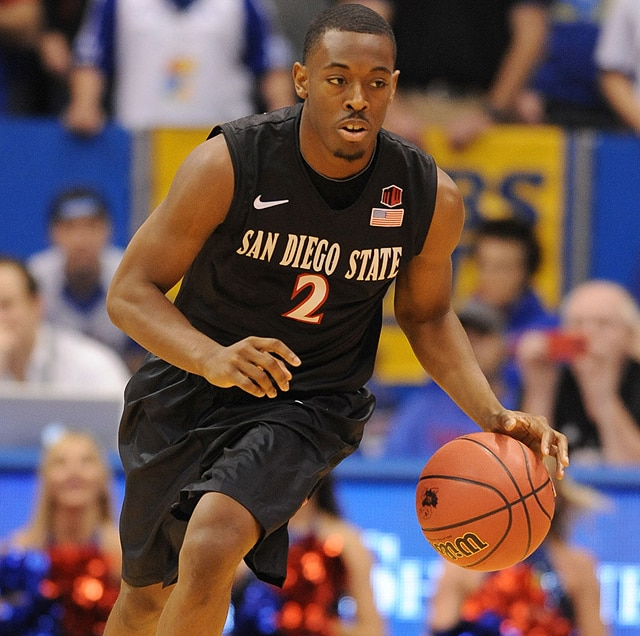 San Diego State's Xavier Thames