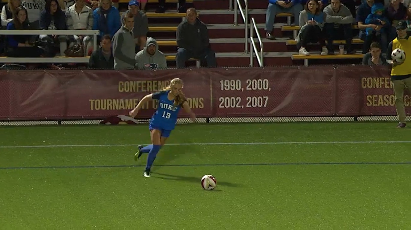 She Scored From Where The Best Goals Week 9
