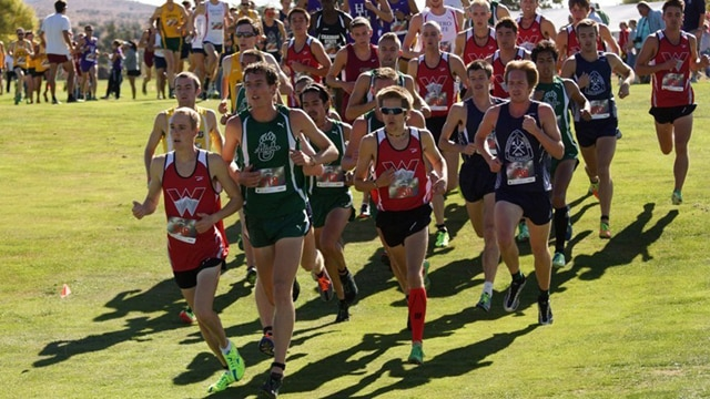 Cross Country, Men's, Division II, Western State, South Central Regions