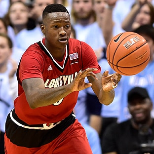 Louisville's Terry Rozier