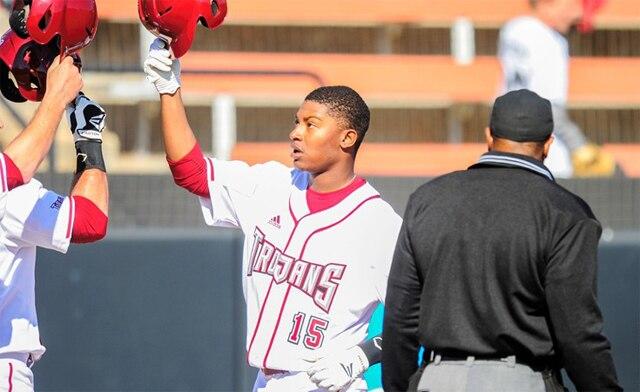Jo-El Bennett Troy Baseball