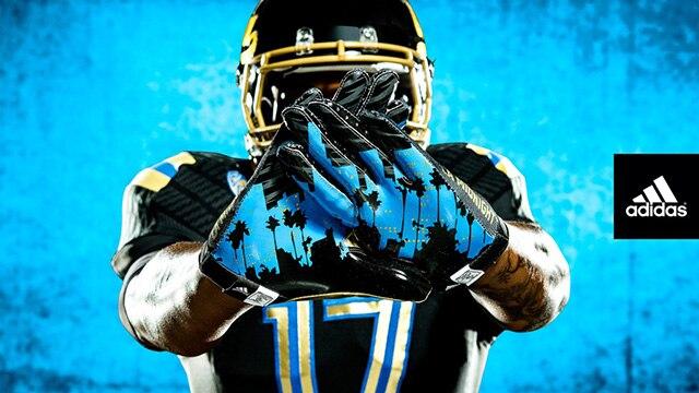 acea3939e Last weekend UCLA unveiled stylish new black alternate uniforms.