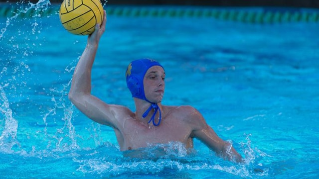 UCLA water polo 12-5