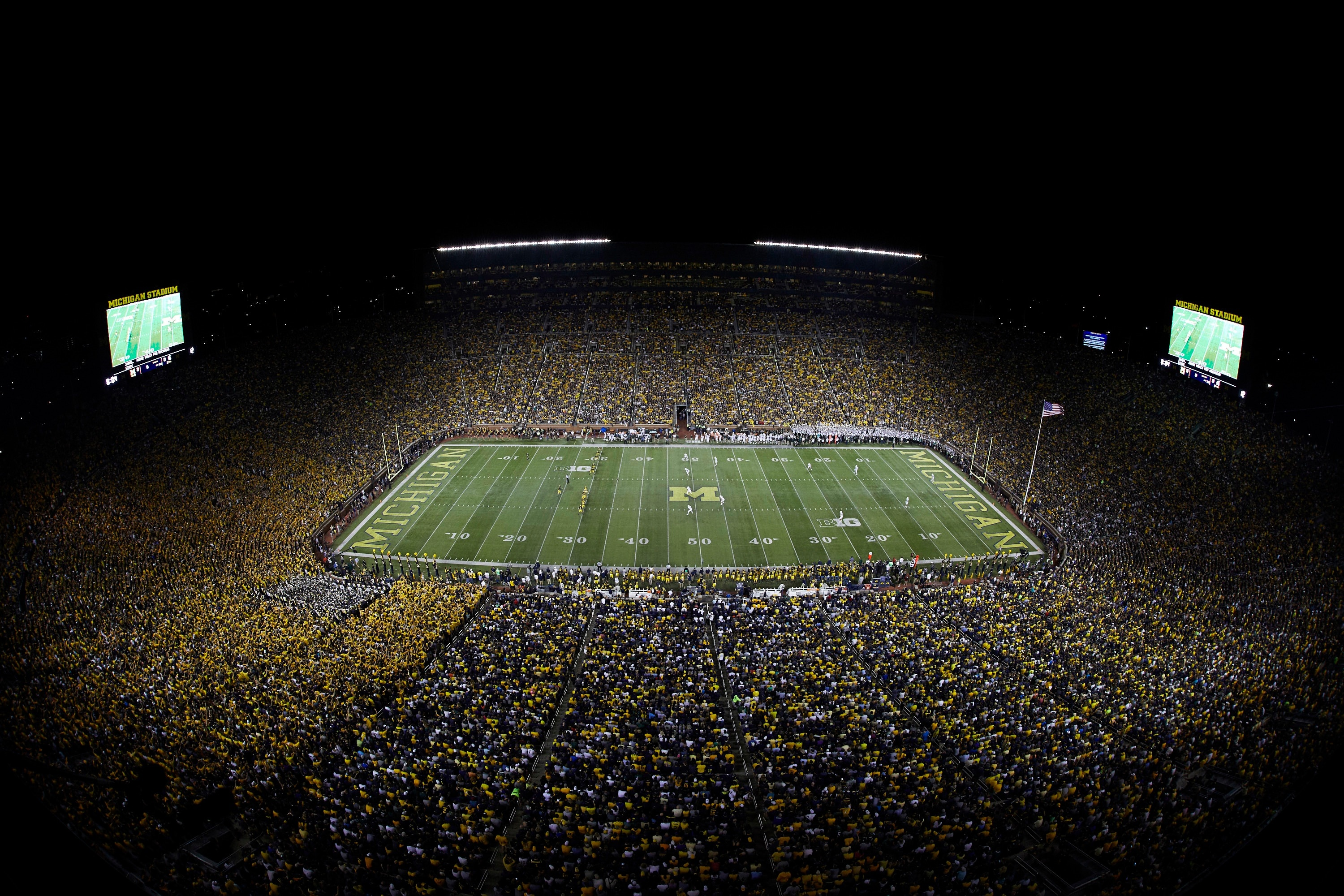 The 25 Biggest College Football Stadiums In The Country Ncaa Com
