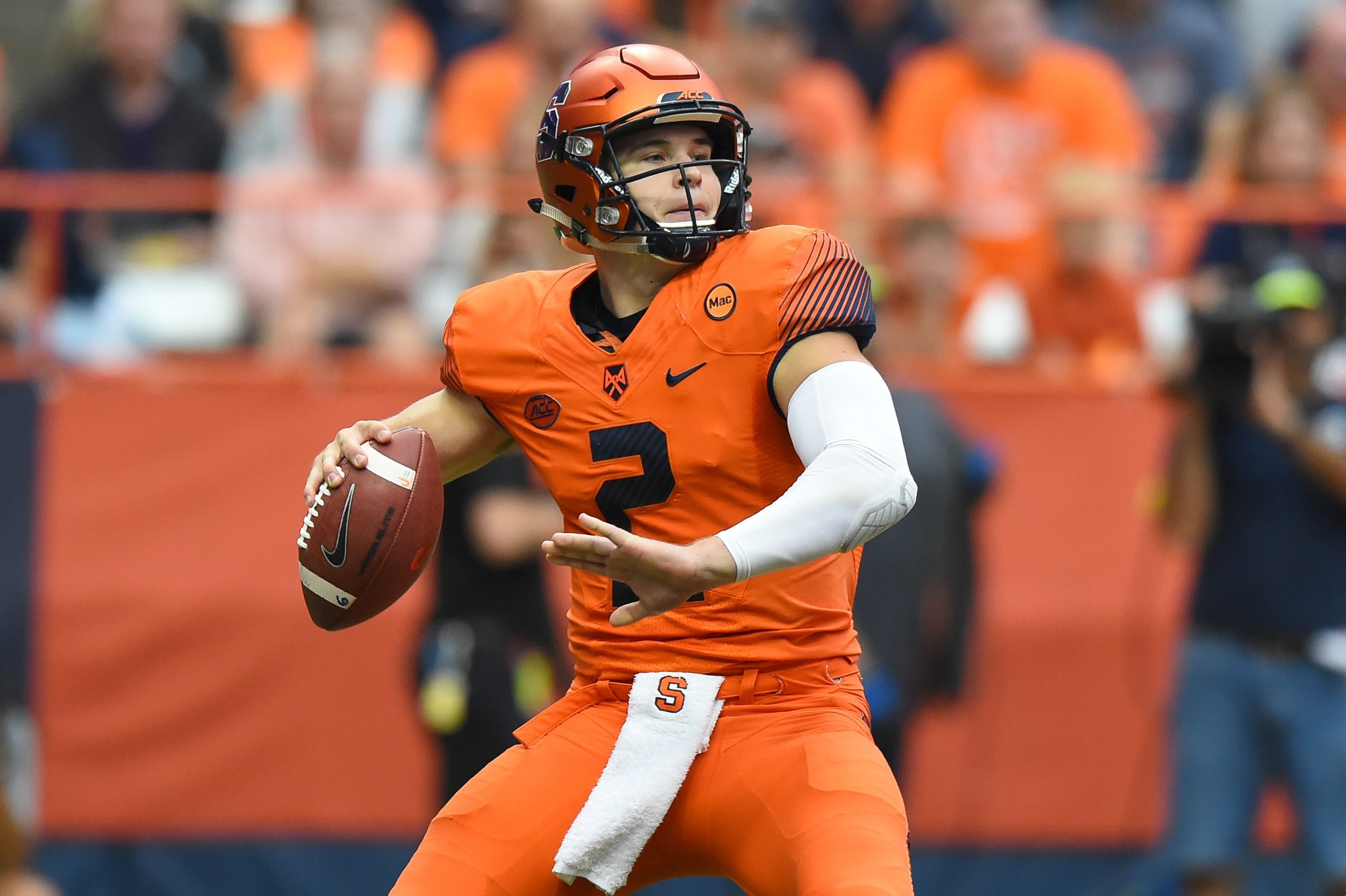 cd35a3f25 Syracuse looking to end four-game skid against Clemson