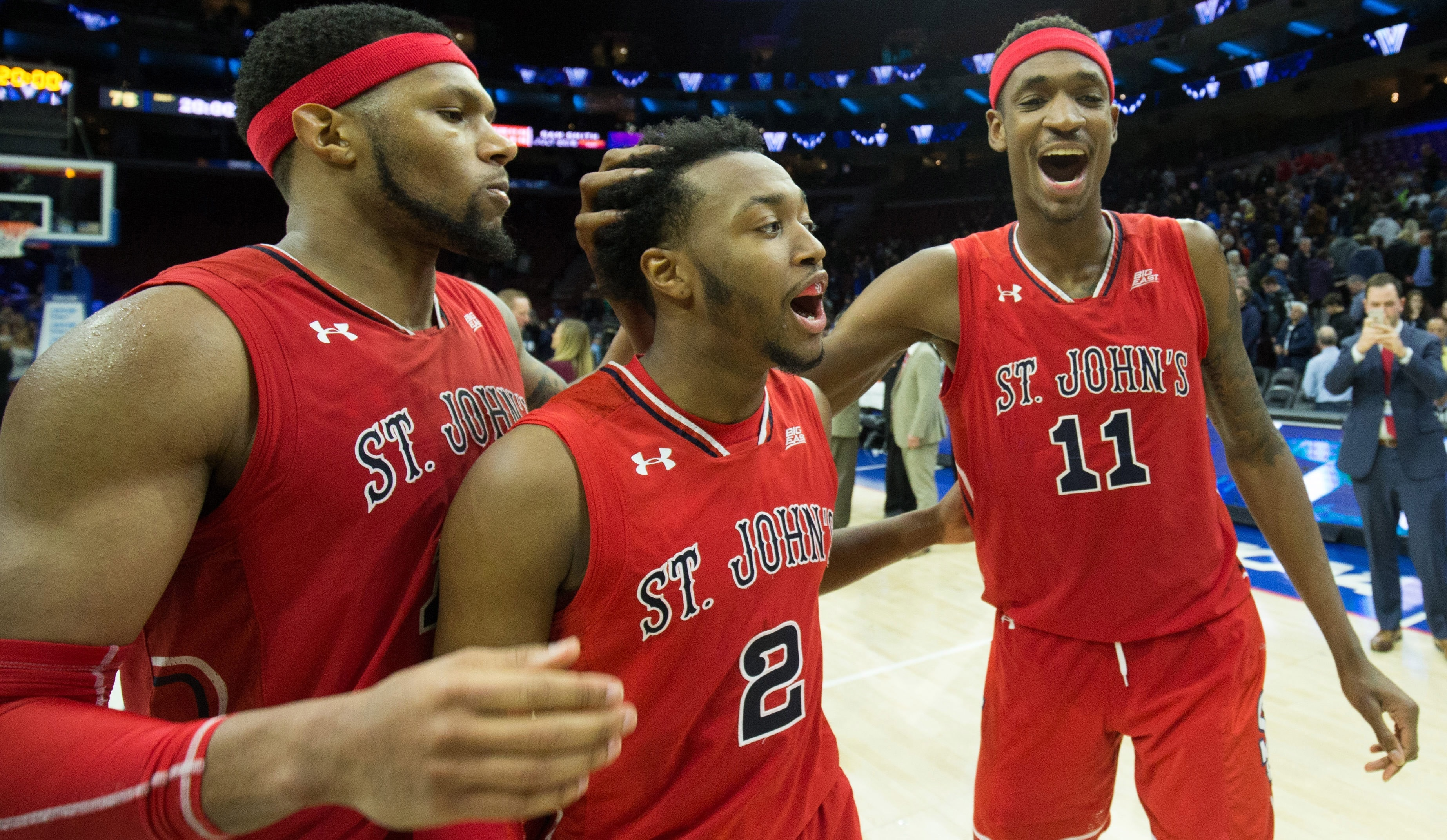how st. john's broke an 11-game losing streak with top-5 wins | ncaa