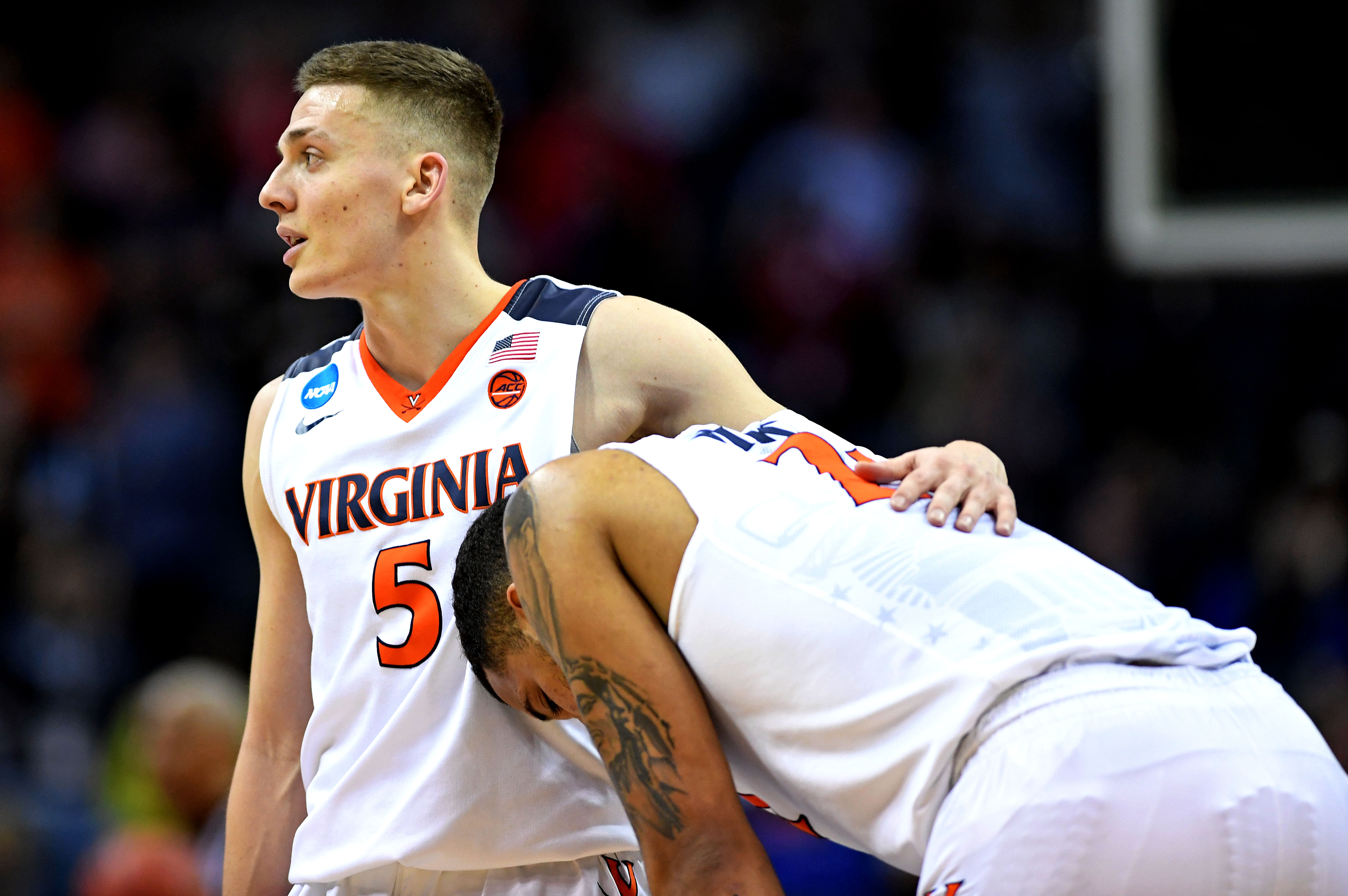 48de8021cd7b Virginia will be fueled by historic NCAA tournament loss
