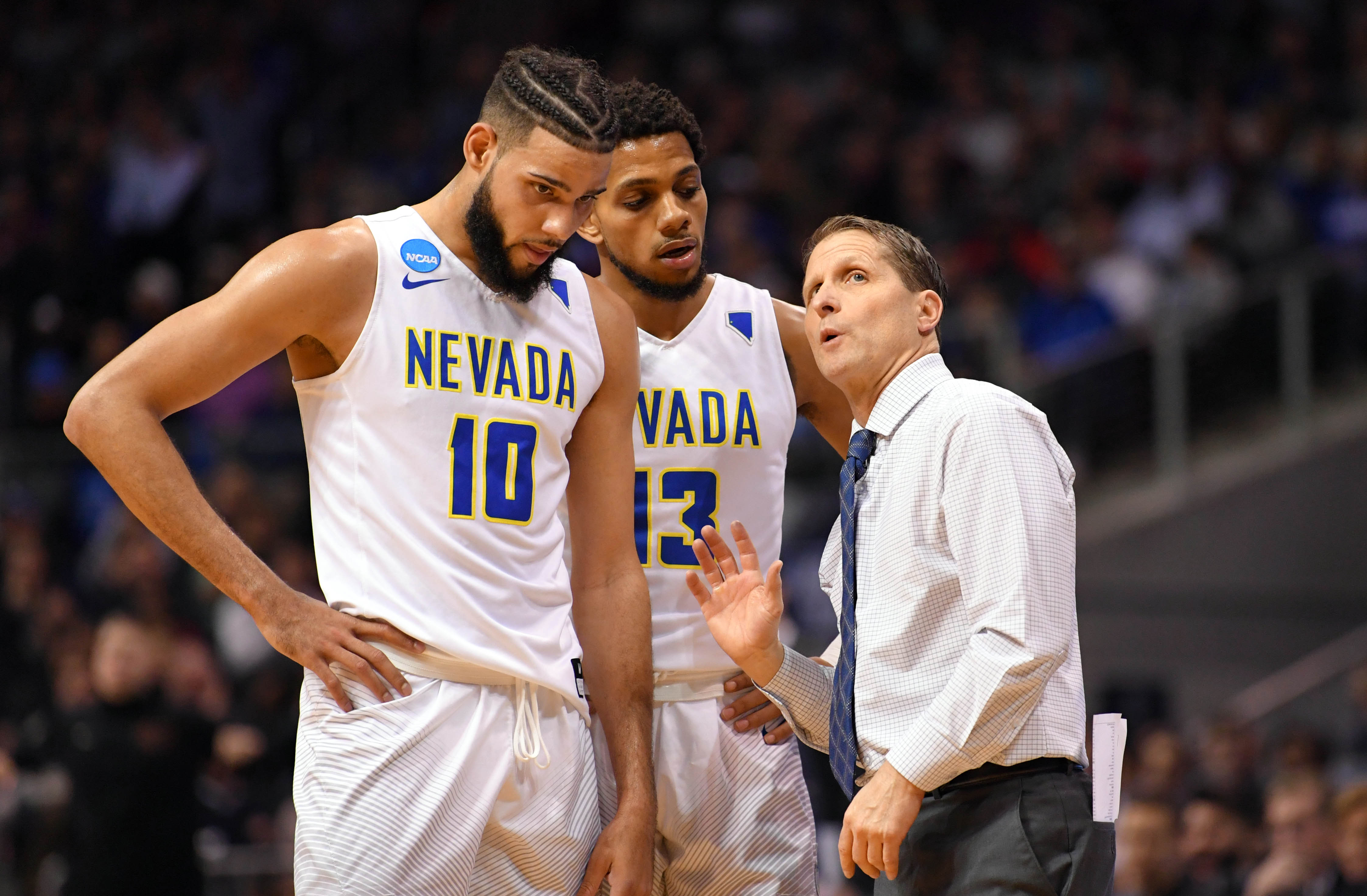 brand new 326da 6cefb Nevada s Eric Musselman confident, optimistic about upcoming season   NCAA .com