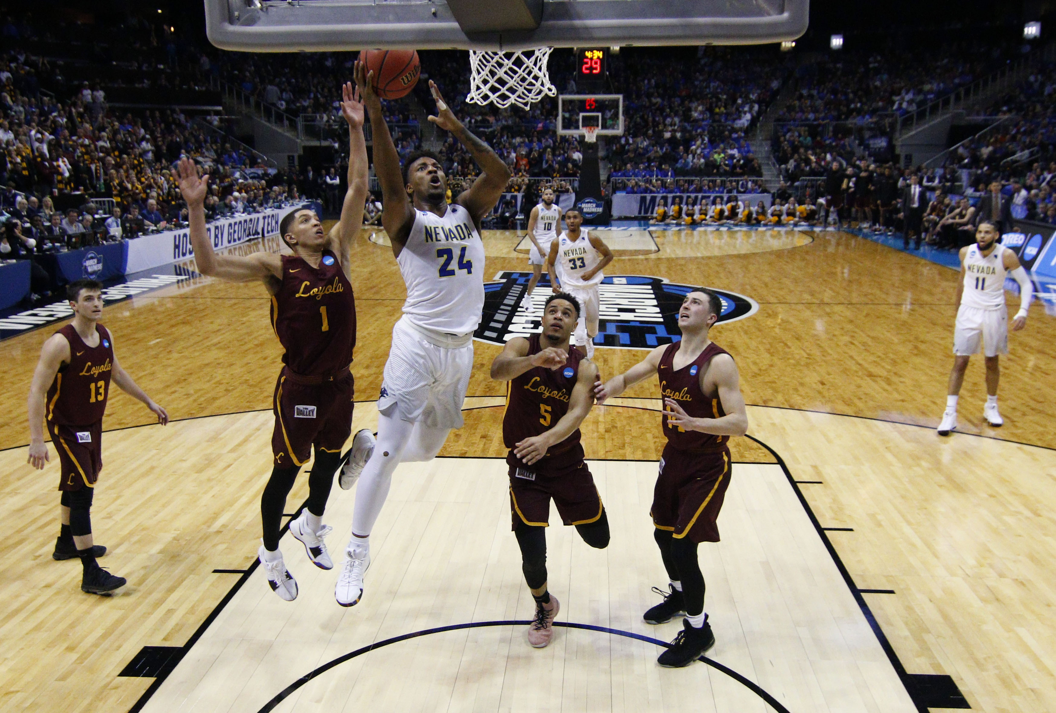 Will Nevada dominate the Mountain West Conference again? 11