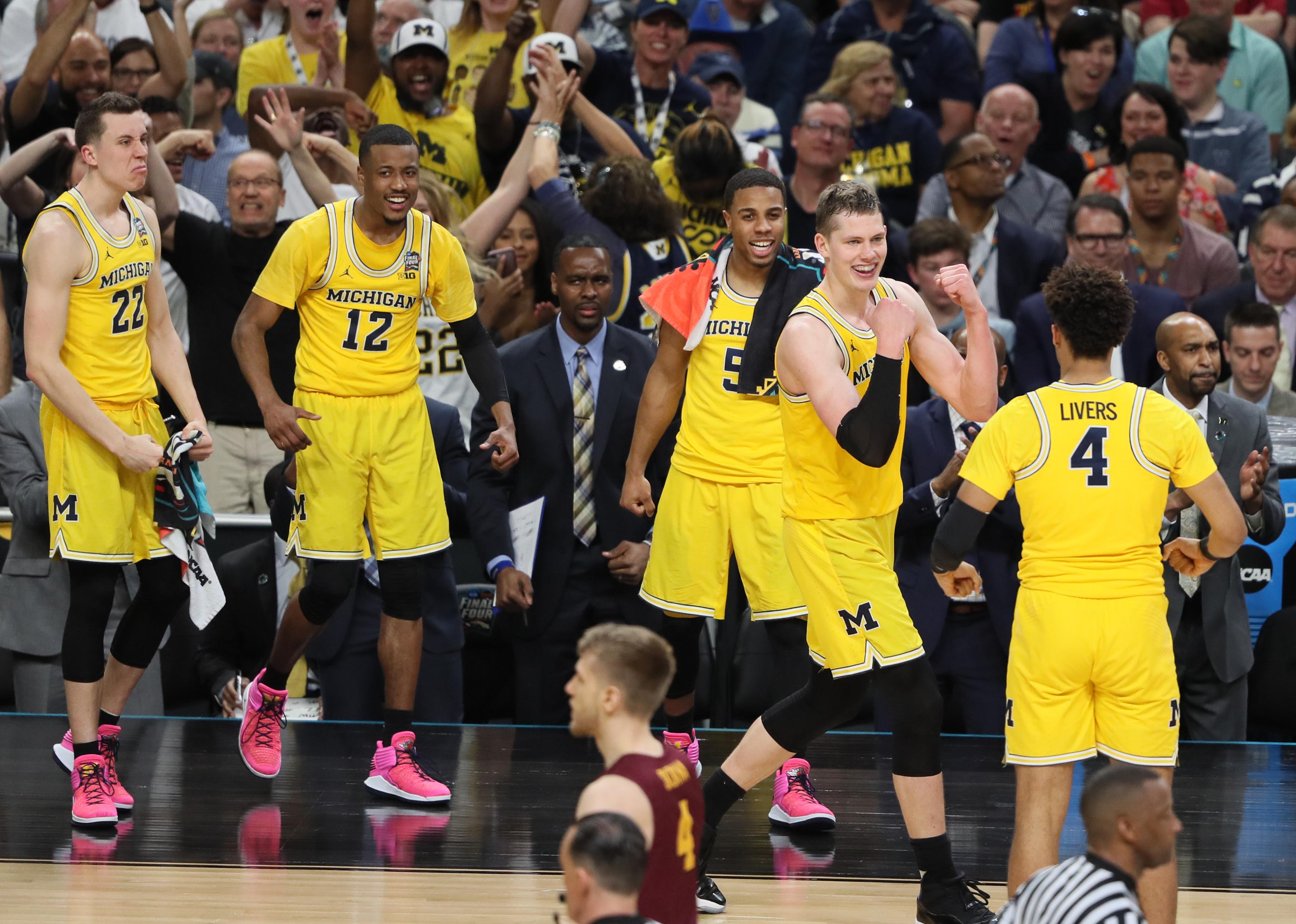 How Michigan S Scout Team Has Help Led The Team To Success