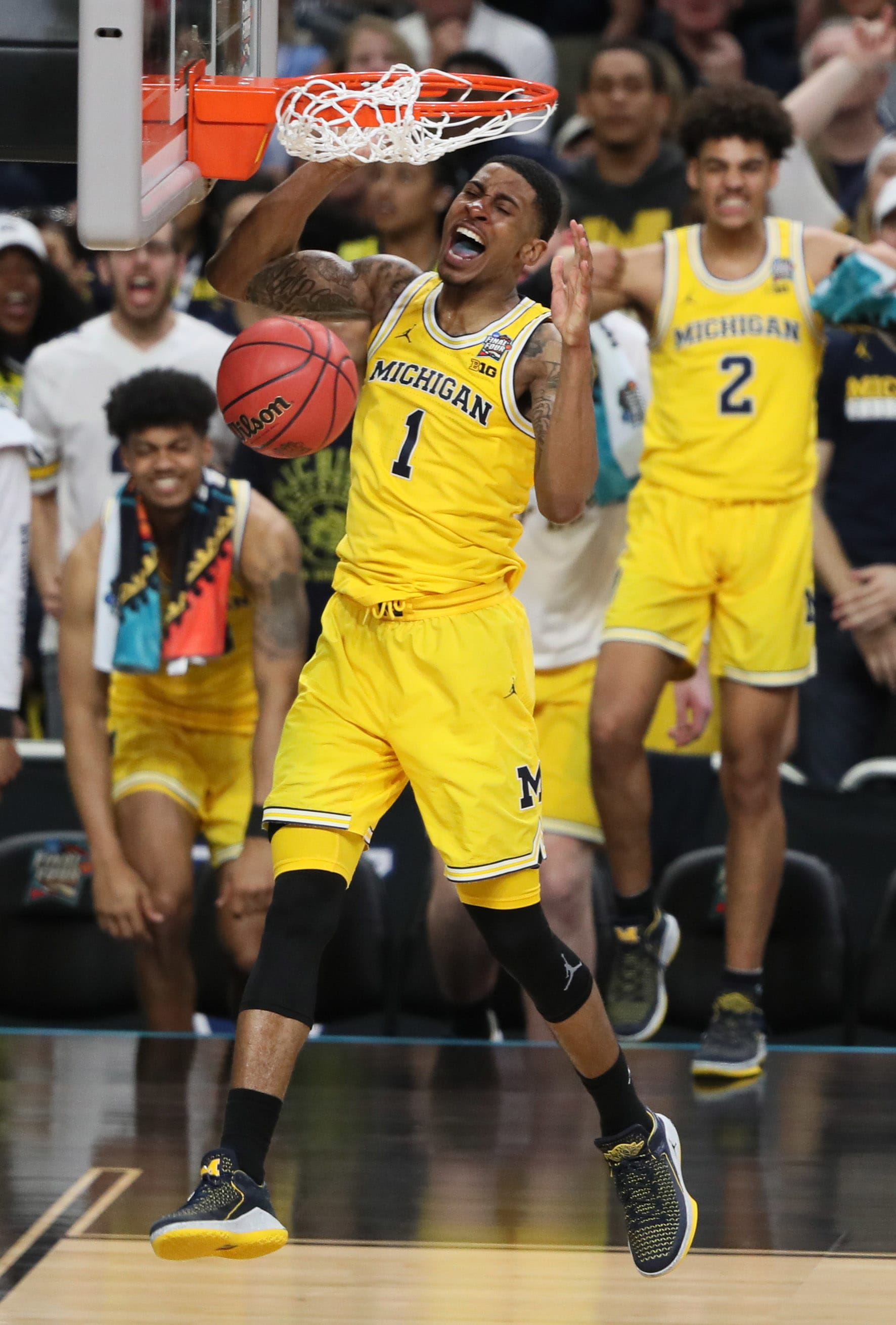 11 Things To Watch For In Mondays Villanova Vs Michigan National Championship Game