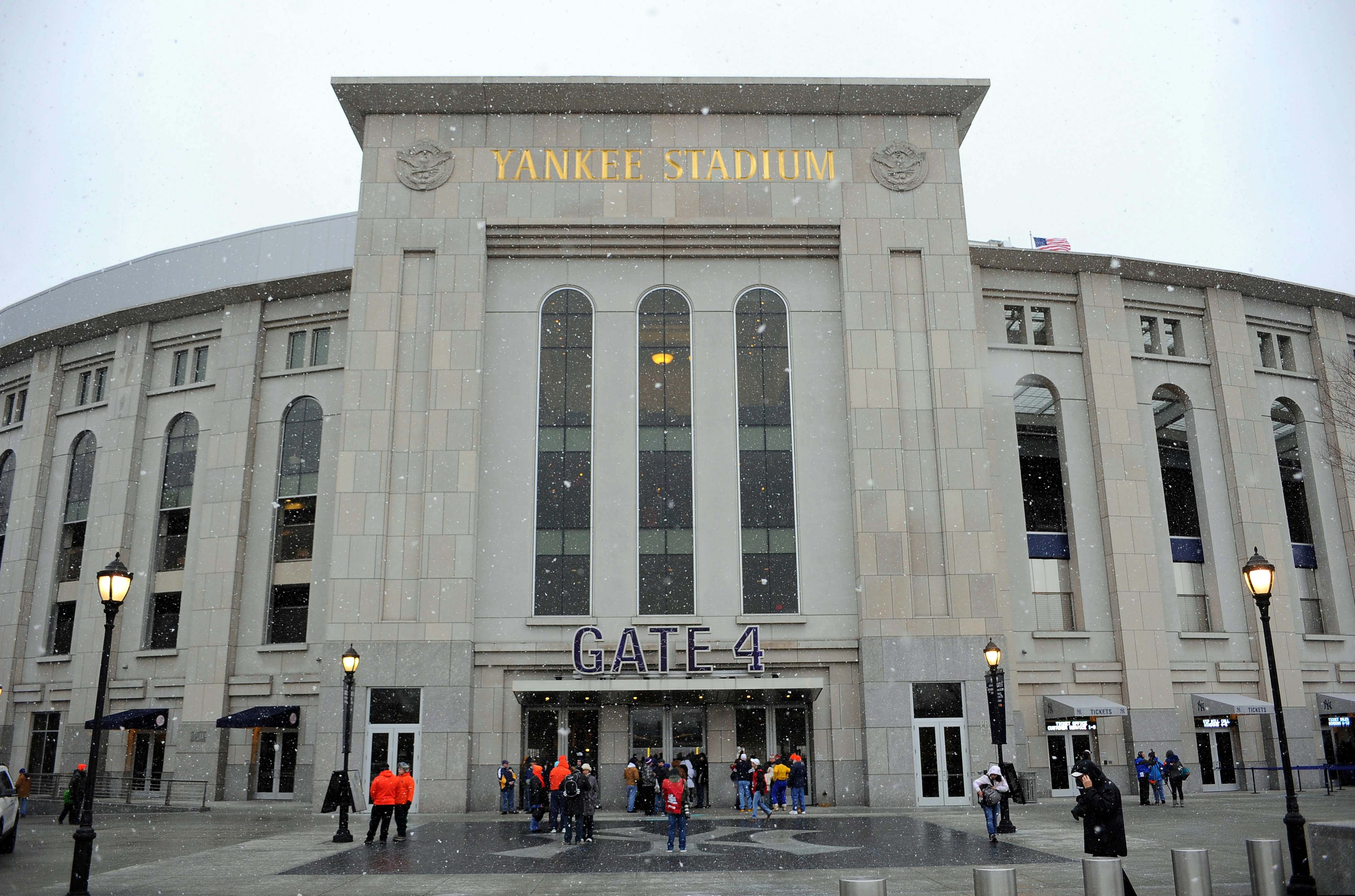 Yankee Stadium Pinstripe Bowl