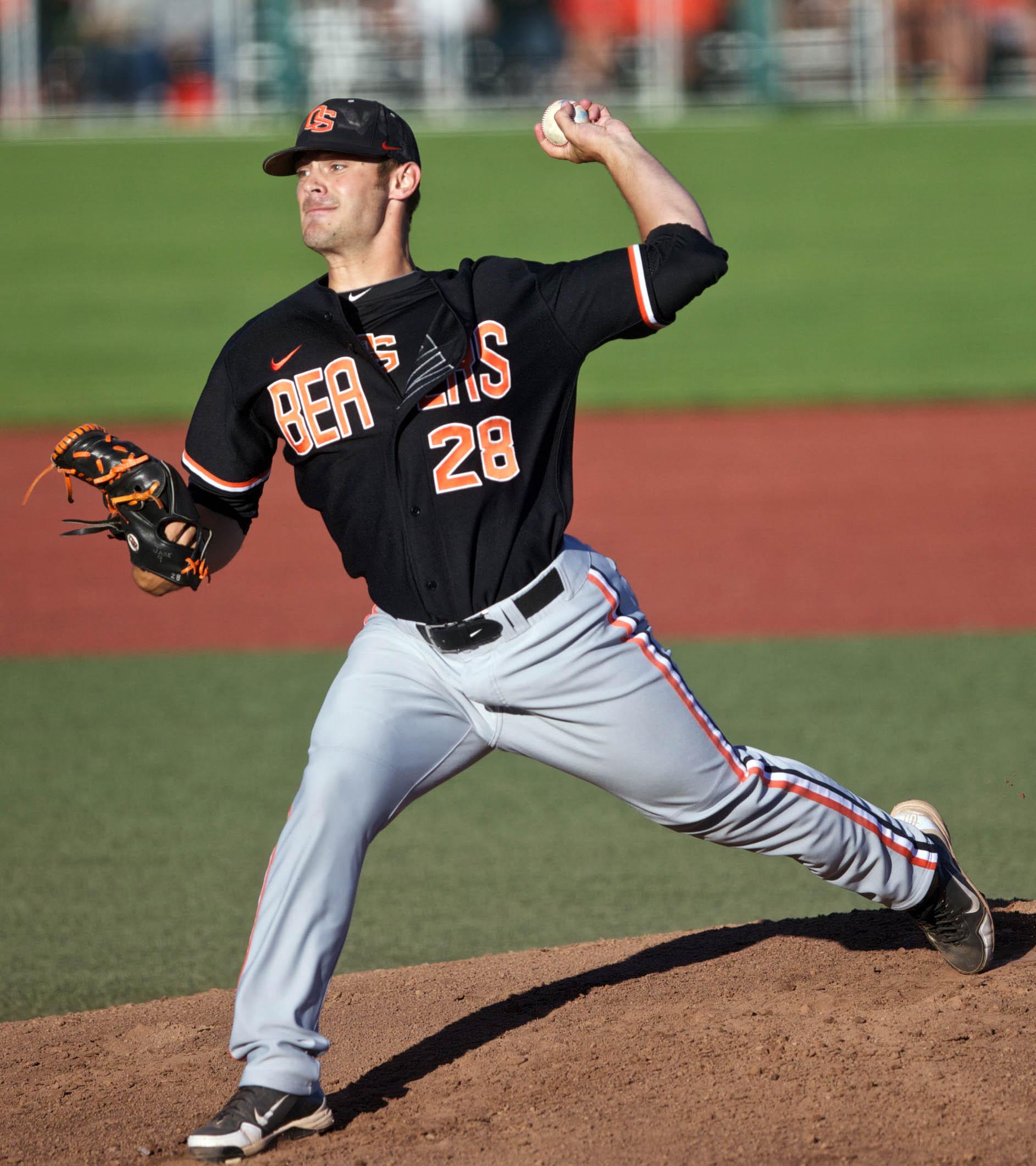 Ben Wetzler Oregon State Baseball