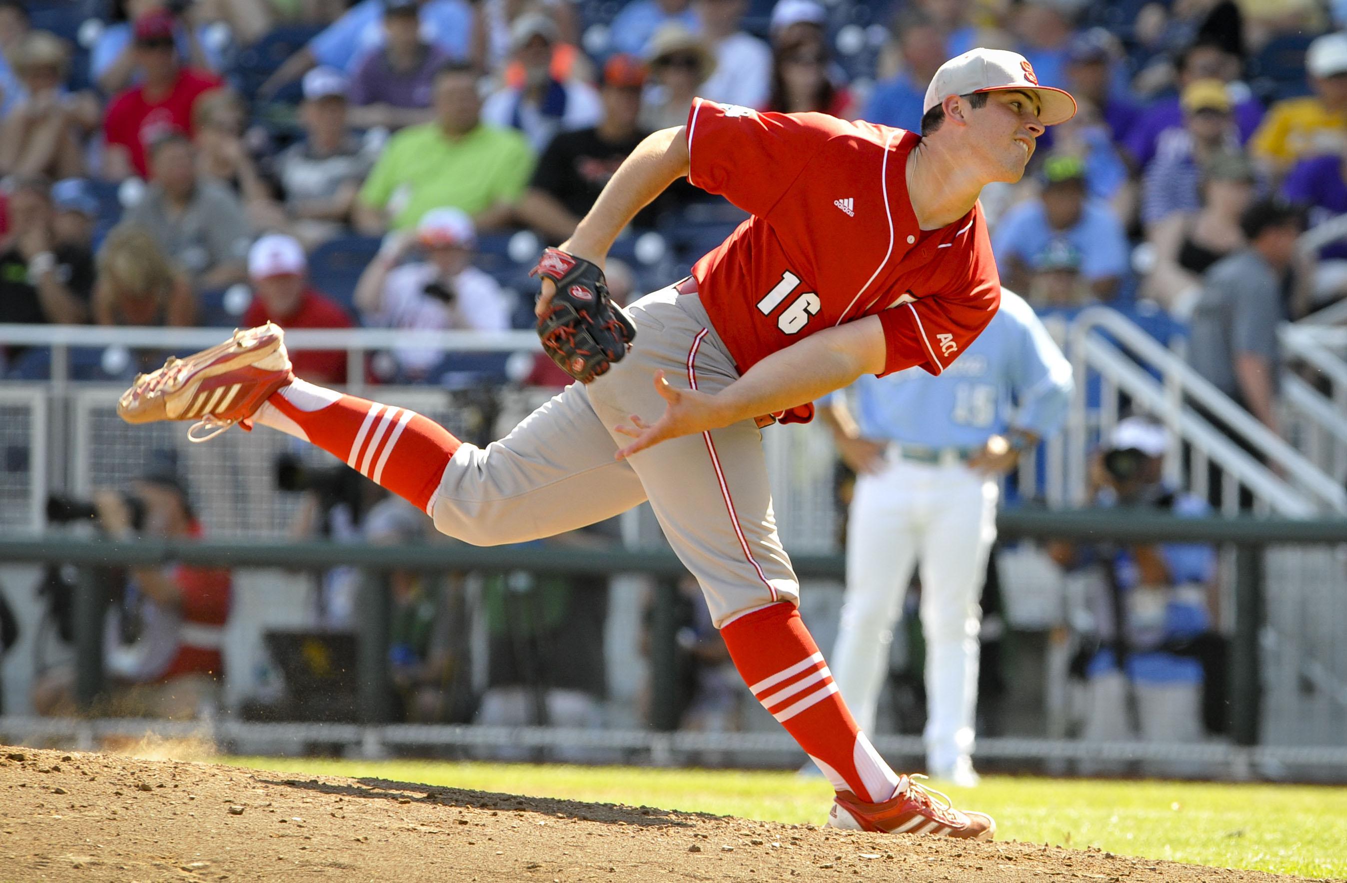NC State Baseball Carlos Rodon