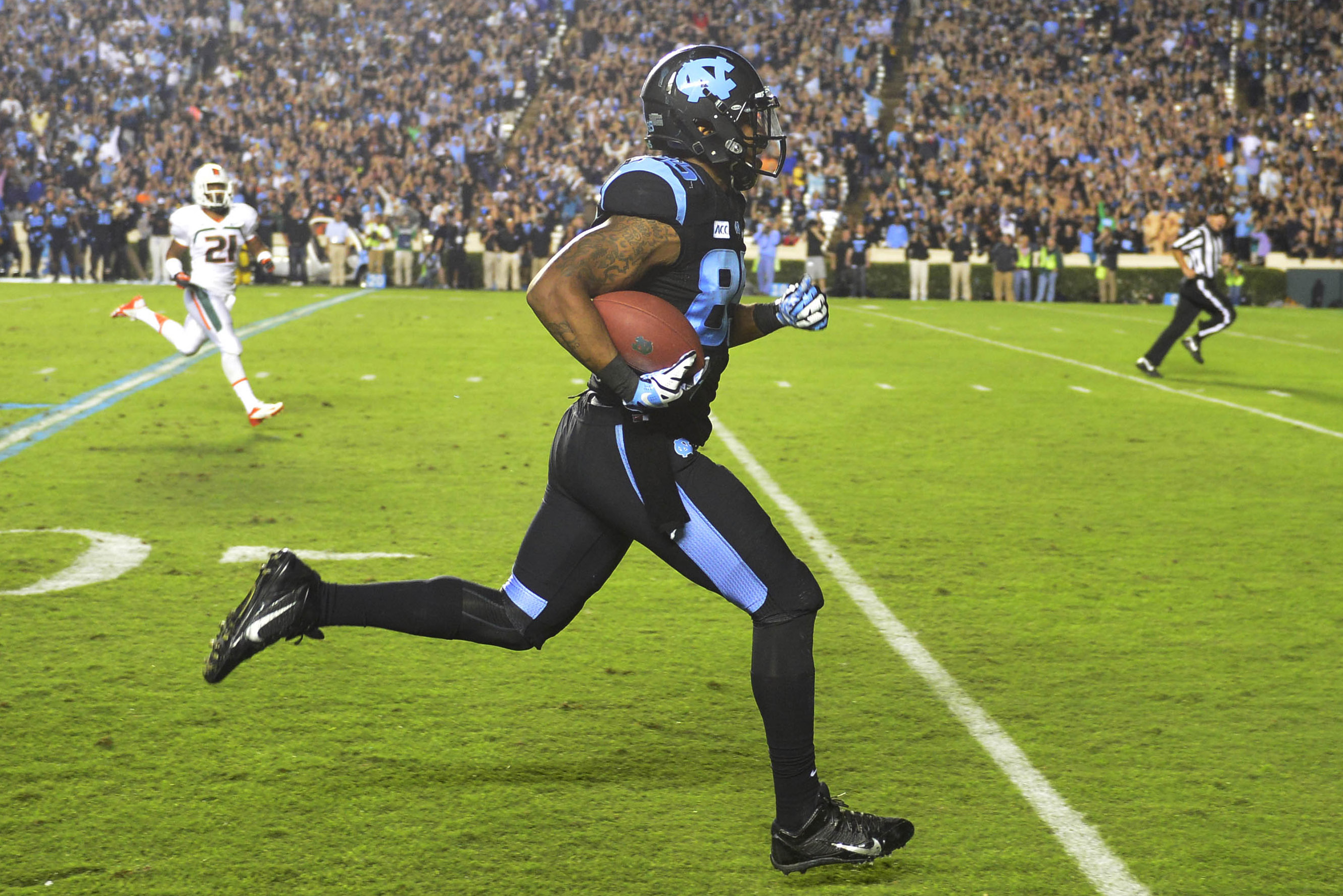 Eric Ebron North Carolina