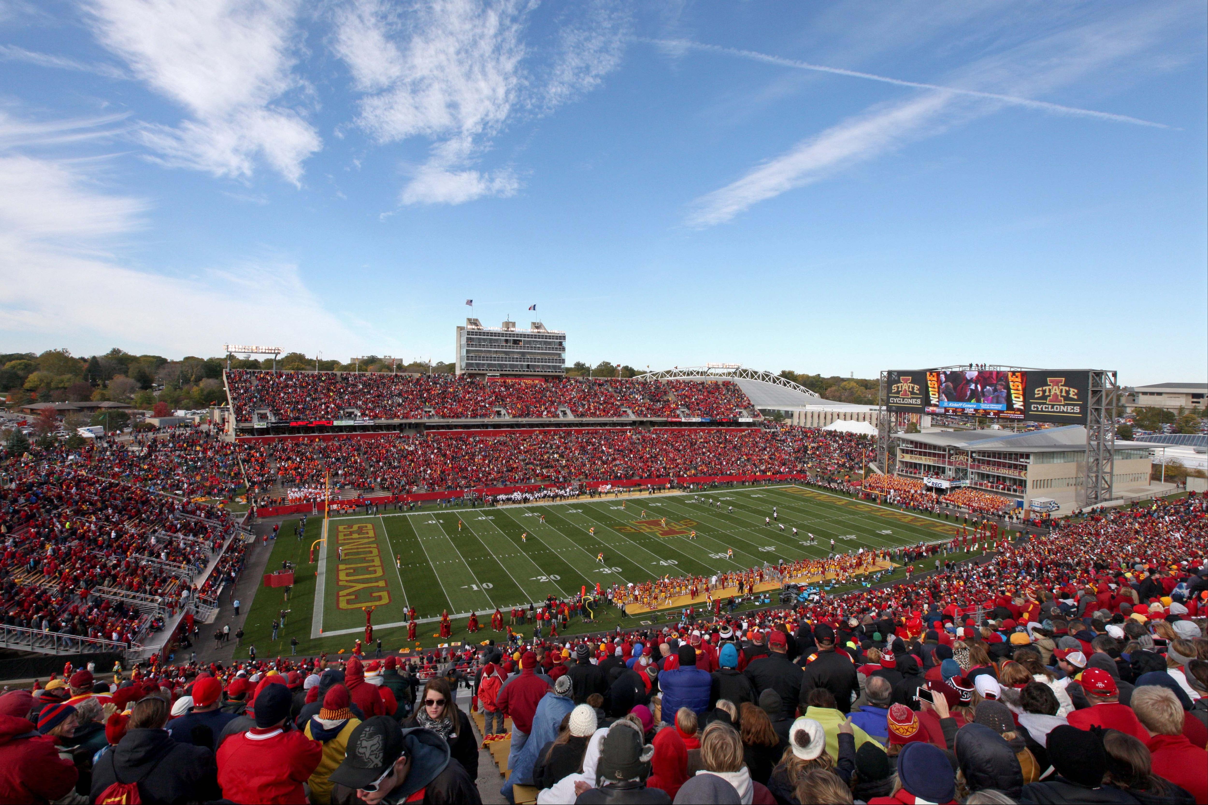 Iowa State Trice Stadium