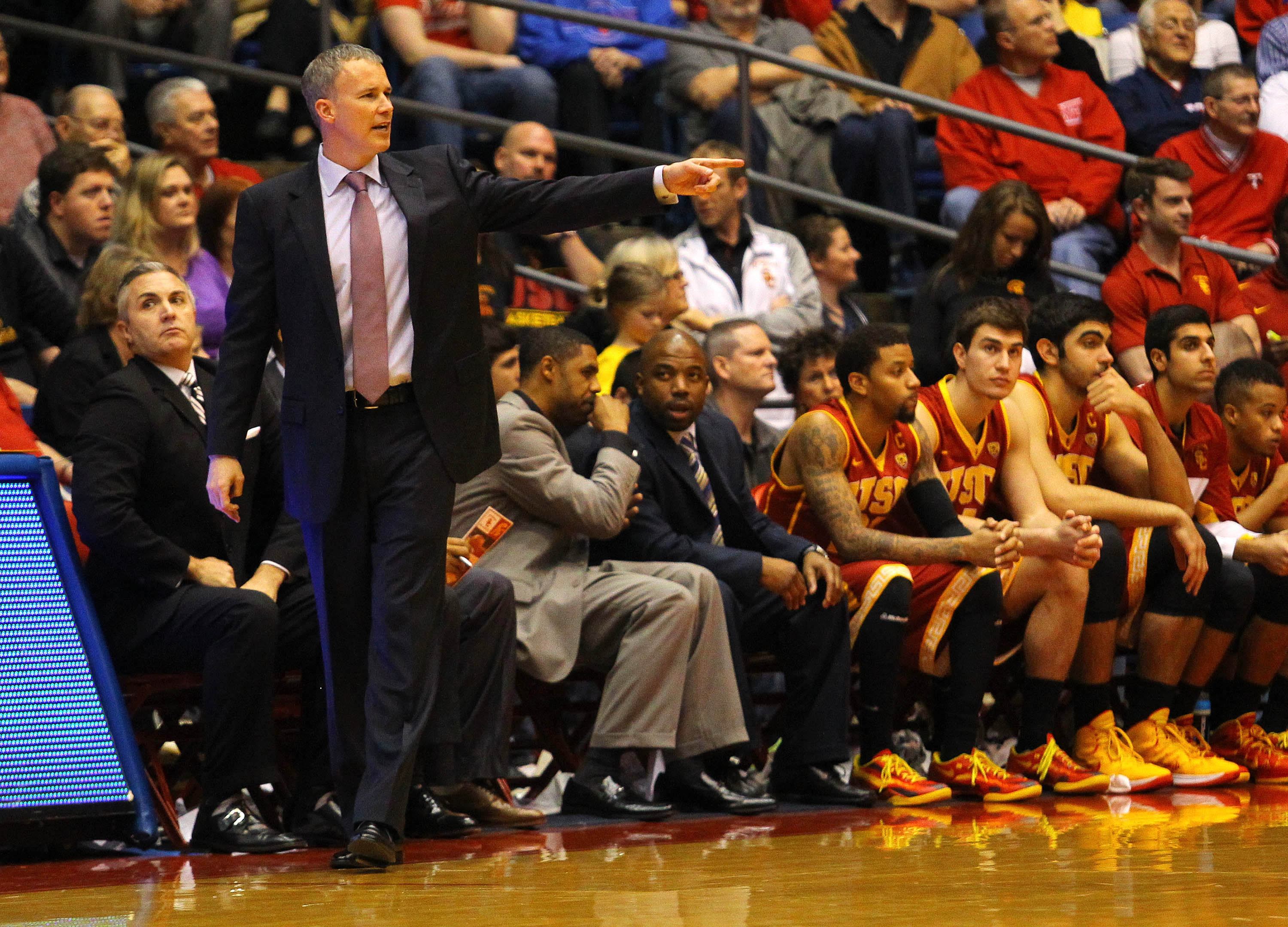 Andy Enfield USC