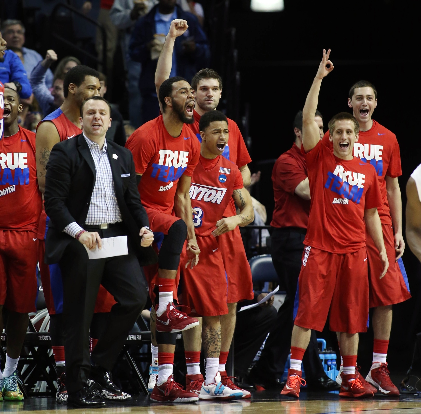 Dayton Took An 11 Seed To The Elite Eight In 2014