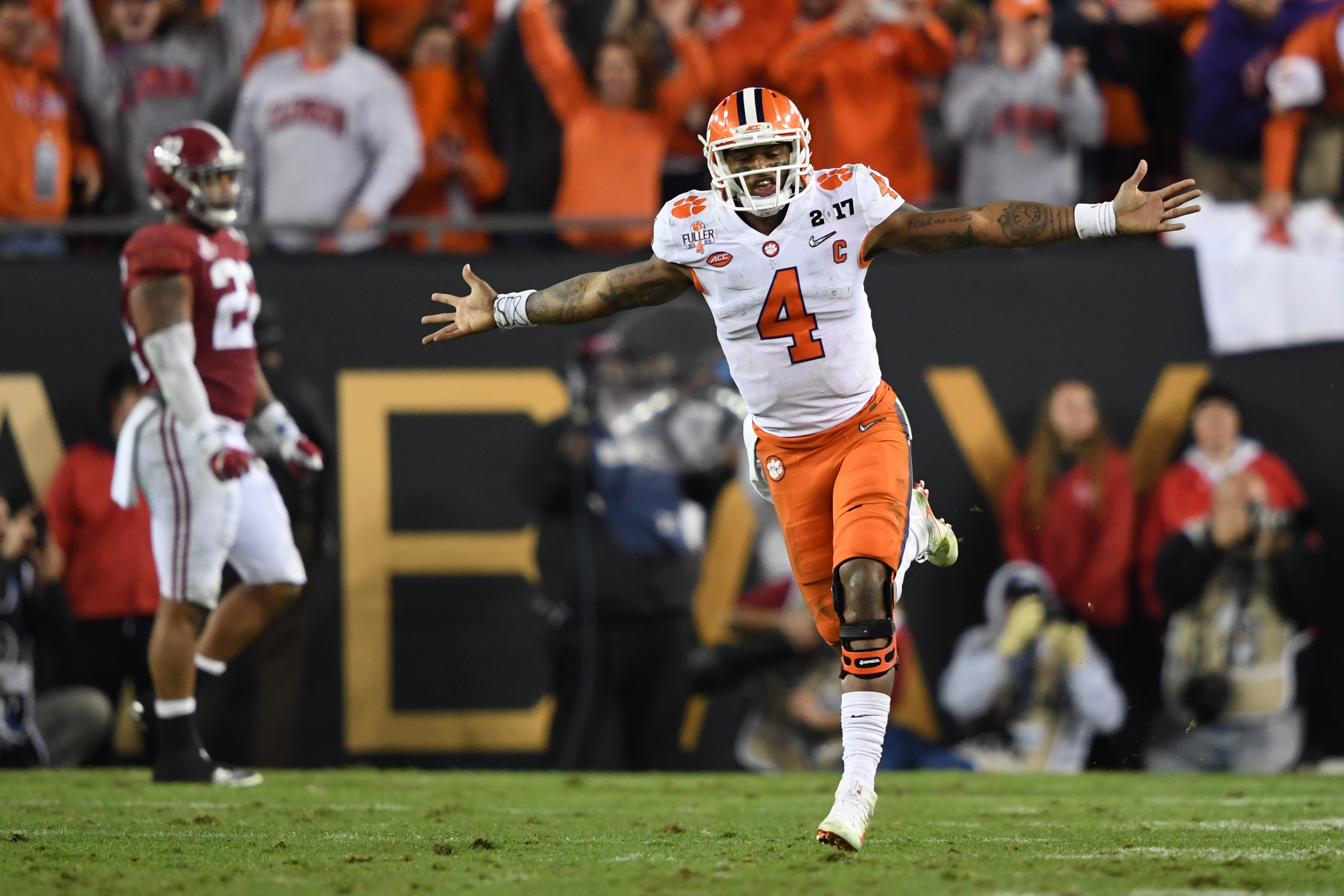 College football: Deshaun Watson's top games and moments ...