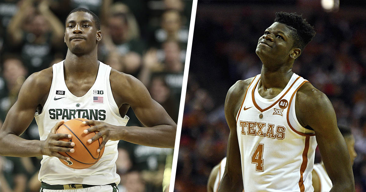 Tale of the tape: Mohamed Bamba vs  Jaren Jackson | NCAA com