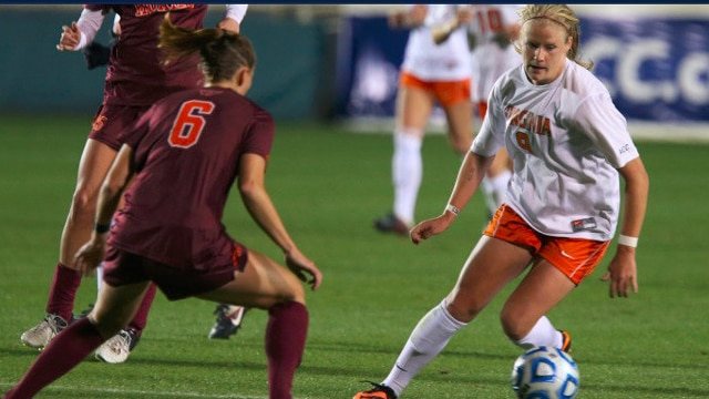Women's Soccer, NCAA, Division I, Virginia, Virginia Tech