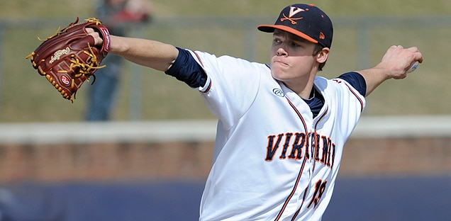 Virginia's Nathan Kirby