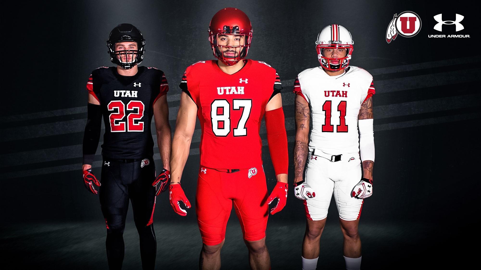 Utah unveils new uniforms ahead of 2017 season  470bc9c12