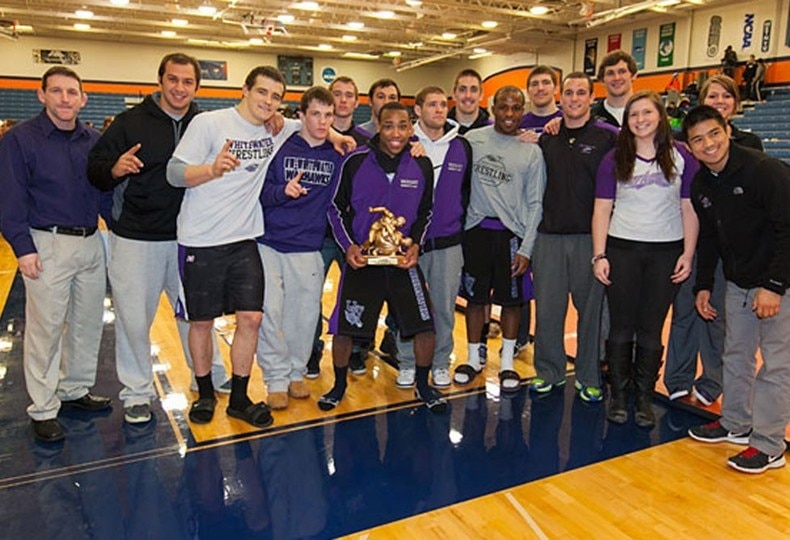 Wisconsin-Whitewater Wrestling
