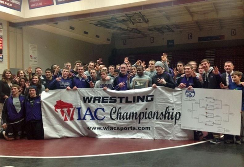 Wisconsin-Whitewater Wrestling
