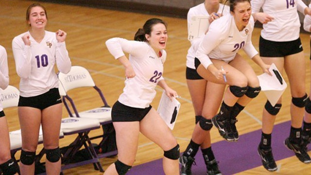 Volleyball, Division III, Wisconsin-Stevens Point