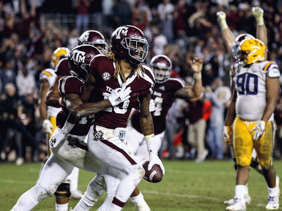The Longest Overtime Games In Fbs College Football History Ncaa Com