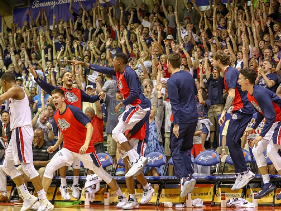 Here are 11 reasons why Gonzaga's Cinderella status is ancient history, and here come 15 days to prove it again