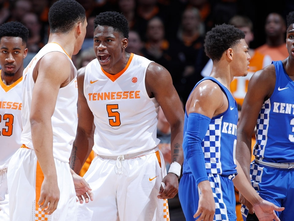 0e68ec68ee48 SEC basketball preview  Kentucky looks to dethrone Tennessee and Auburn