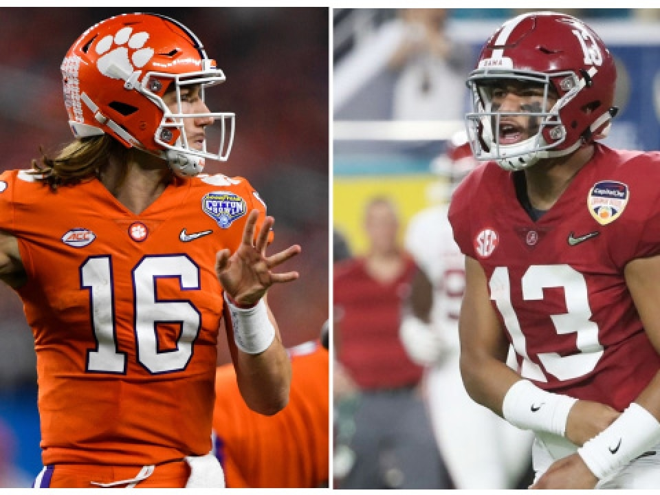 Alabama Clemson To Play In College Football Playoff National