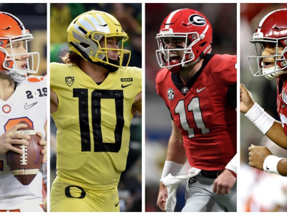 College Football Rankings Clemson Alabama Lead Our Preseason Top