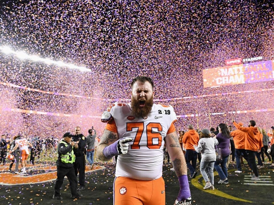 Clemson Dominates Alabama For Second College Football Playoff Title