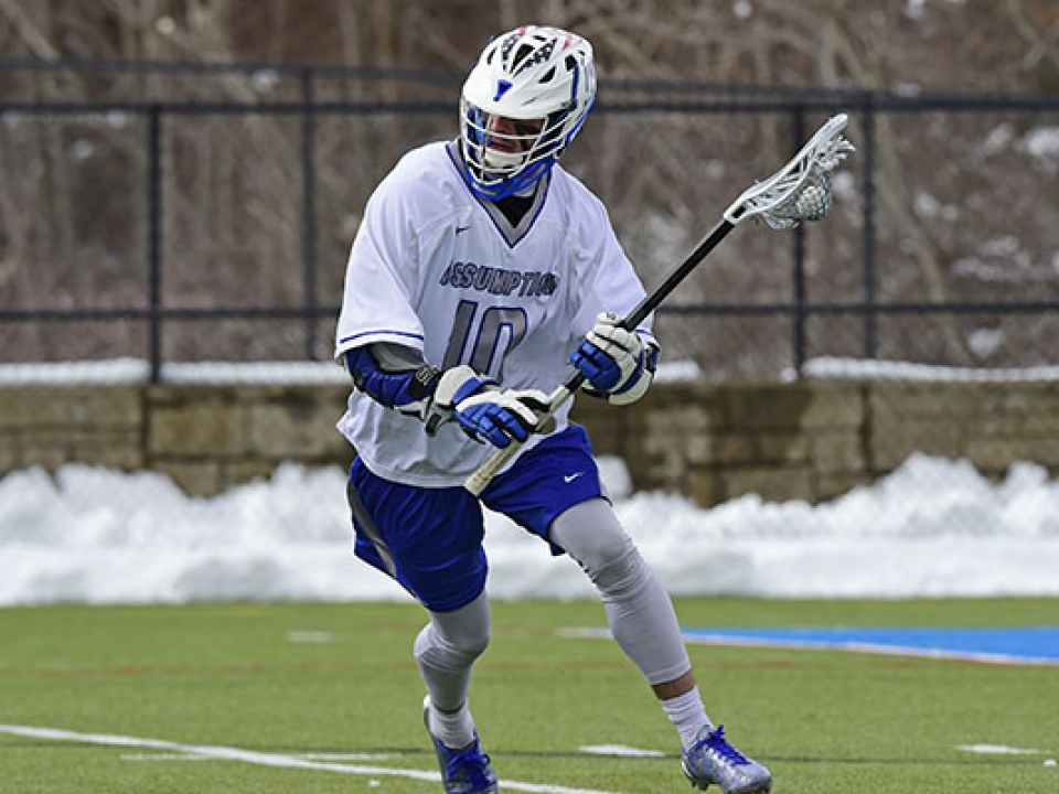 College Lacrosse 3 Stats To Know About Assumption S Ncaa