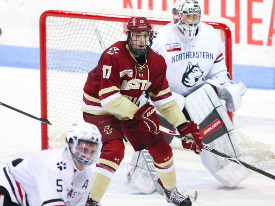 online retailer a33d9 25e5f 2019 Hockey East Tournament: Scores, schedule, seeds | NCAA.com