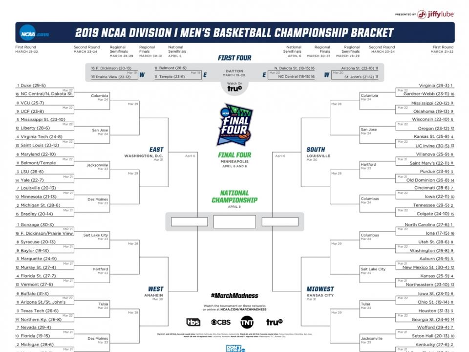 blank march madness bracket template.html