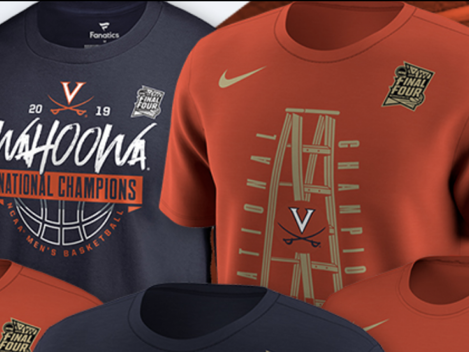 c3eb8ab31003 March Madness gear  How to buy 2019 Virginia NCAA tournament championship  gear
