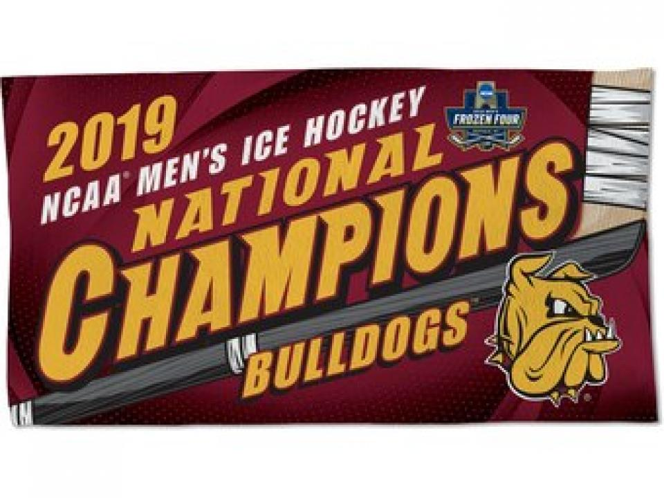 the best attitude 3bba0 48532 Frozen Four gear  How to buy 2019 Minnesota Duluth hockey national  championship gear   NCAA.com