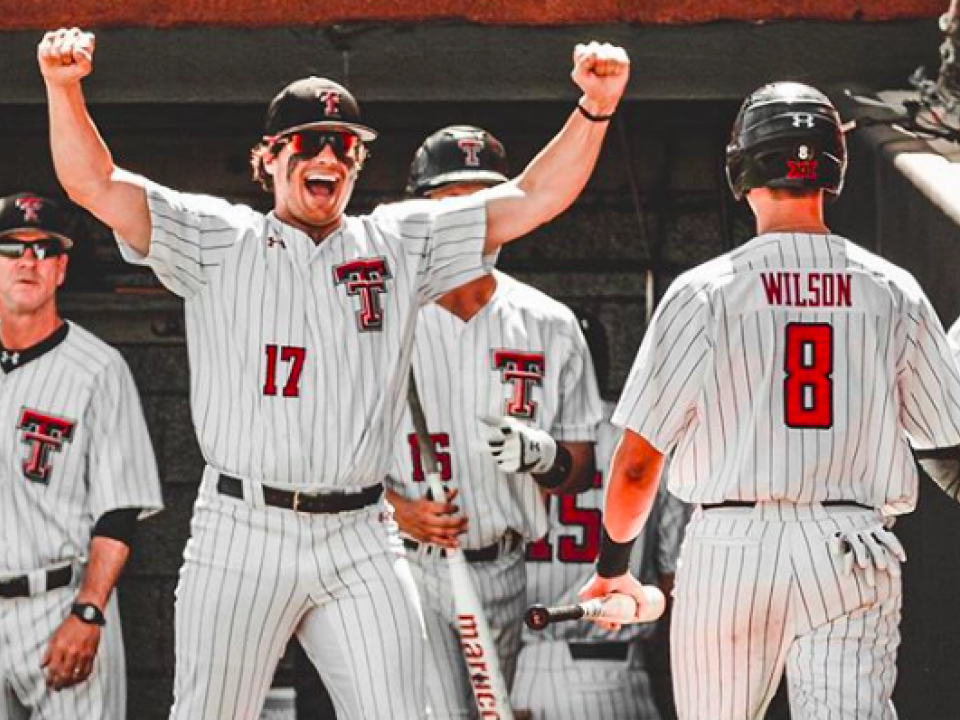 College Baseball: No. 11 Texas Tech Erases 9-run Deficit